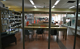 Transparencias en nuestra Biblioteca