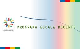 Programa Escala Docente 2018