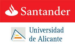 V Convocatoria Banco Santander – Universidad de Alicante