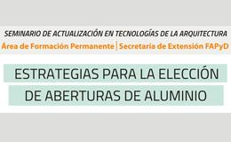 Estrategias para la elección de aberturas de aluminio