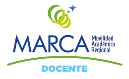 V Convocatoria para Movilidad Docente | Red MARCA