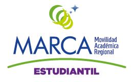 Programa MARCA Estudiantil<br>Cambio en las plazas ofrecidas