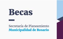 Convotatoria a becas<br/>Municipalidad de Rosario