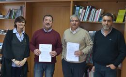 Convenio Marco de prácticas de residencia entre la FAPyD y el ISET Nº18