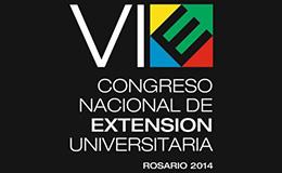VI Congreso Nacional de Extensión Universitaria