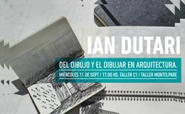Ian Dutari ofrecerá dos charlas en la FAPyD