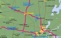 Curso de Especialización en Infraestructura Regional