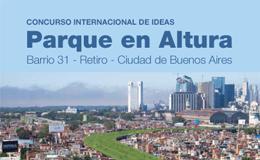 Concurso Internacional de Ideas Parque en Altura