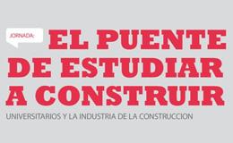 Jornada: «El puente de Estudiar a Construír»