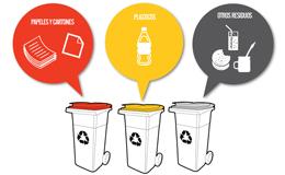 Jornada de concientización de separación de residuos