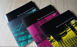 Convocatoria abierta<br/>Revista de Arquitectura