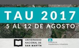 Taller de Arquitectura y Urbanismo | TAU 2017
