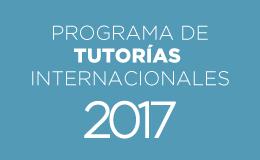 Programa de Tutoría Internacional<br>Convocatoria 2017