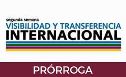 II Semana de Visibilidad y Transferencia Internacional