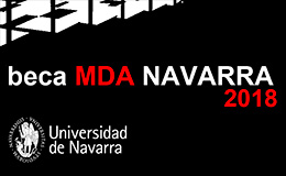 Becas MDA Navarra