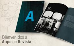 Convocatoria Nº 13 y 14 de Arquisur Revista