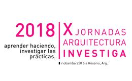 X Jornadas Arquitectura Investiga