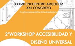 2º Workshop Accesibilidad y Diseño Universal