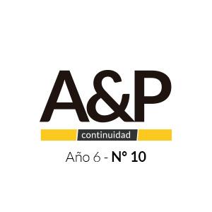 Convocatoria A&P Continuidad #10<br><small>[Hasta el 15/02/19]</small>