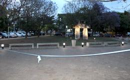 Inauguración Plaza Canadá