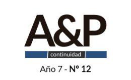 ¡Salió A&P Continuidad N° 12!