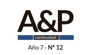 Convocatoria A&P Continuidad #12<br><small>[Hasta el 14/02/20]</small>