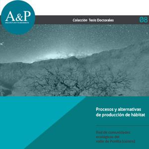 Procesos y alternativas de producción de hábitat – Emiliana Belén Martina