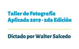 Taller de Fotografía Aplicada 2019