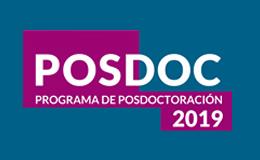 Apertura de inscripción al Programa POSDOC