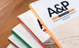 Convocatoria de propuestas temáticas para A&P Continuidad