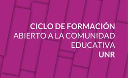 Webinar de Formación Docente dictado por la Dra. Mariana Maggio