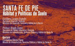 Seminario Proyectual 2021<br/>Santa Fe de pie: hábitat y políticas de suelo