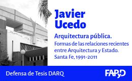 Defensa de Tesis<br/>Doctorado en Arquitectura