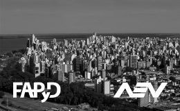 Firma de convenio entre la FAPyD y la AEV