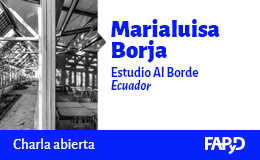 Charla abierta de Marialuisa Borja