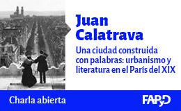 Charla abierta del Dr. Juan Calatrava Escobar