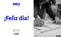 Saludamos a todos los arquitectos y arquitectas de la FAPyD