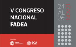 V Congreso Nacional FADEA