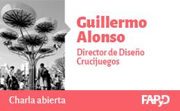 Charla abierta con Guillermo Alonso, director de Diseño en Crucijuegos
